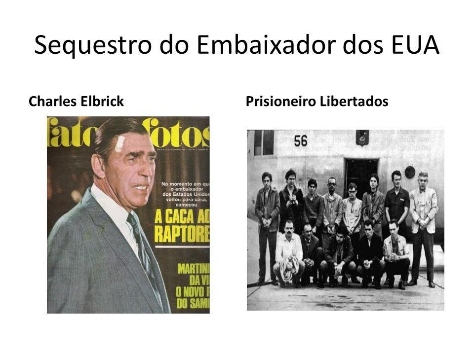 Sequestro do Embaixador dos EUA