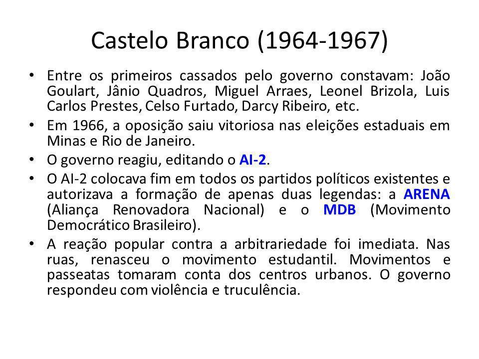 Castelo Branco (1964-1967)