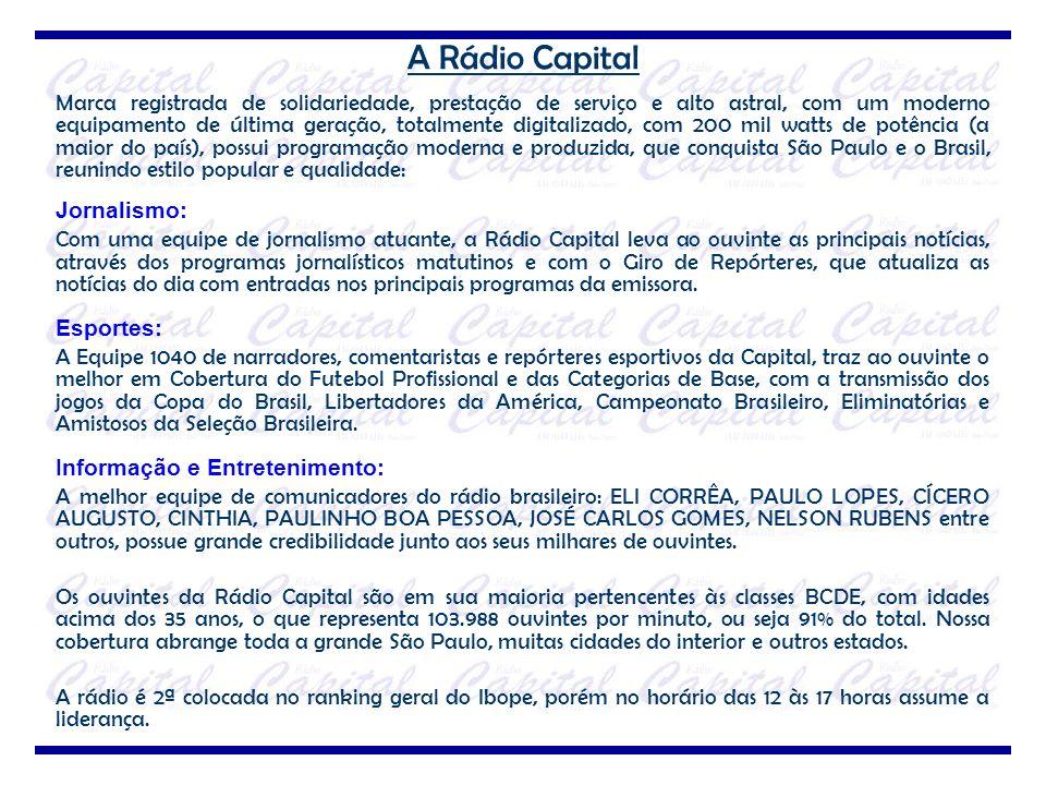 A Rádio Capital