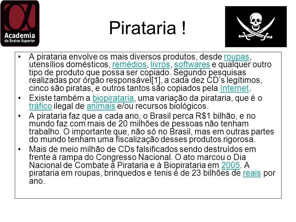 Pirataria !