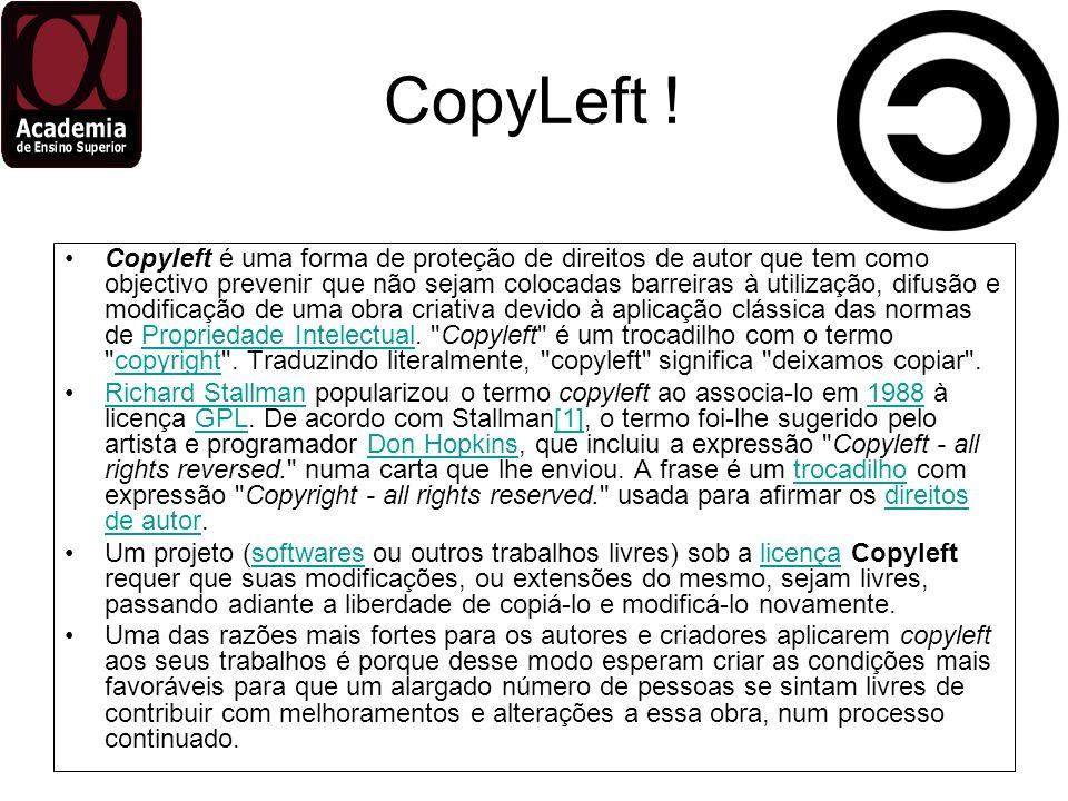 CopyLeft !