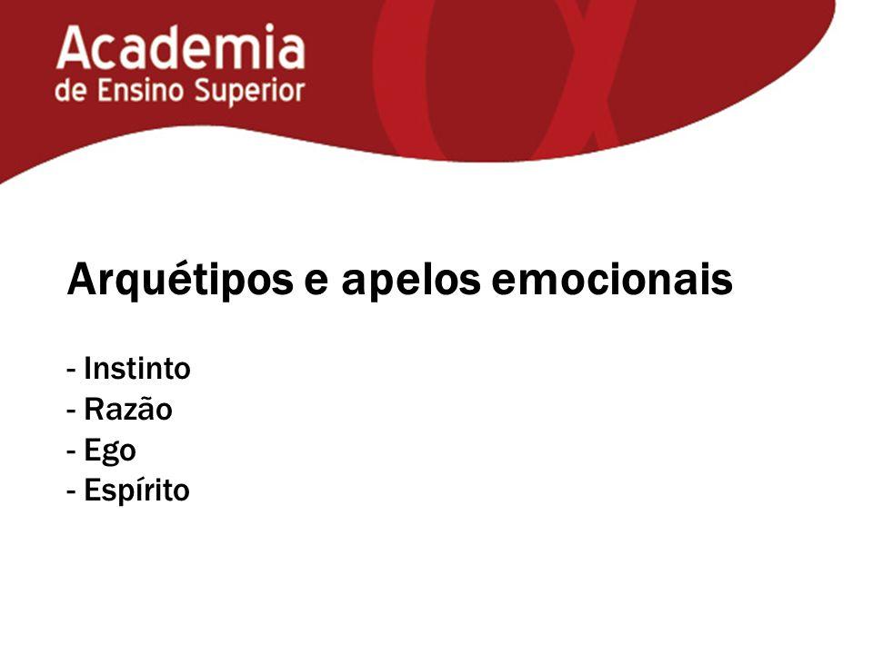 Arquétipos e apelos emocionais