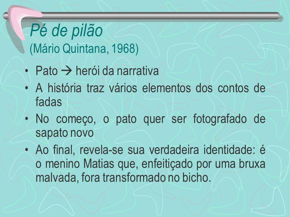 Pé de pilão (Mário Quintana, 1968)