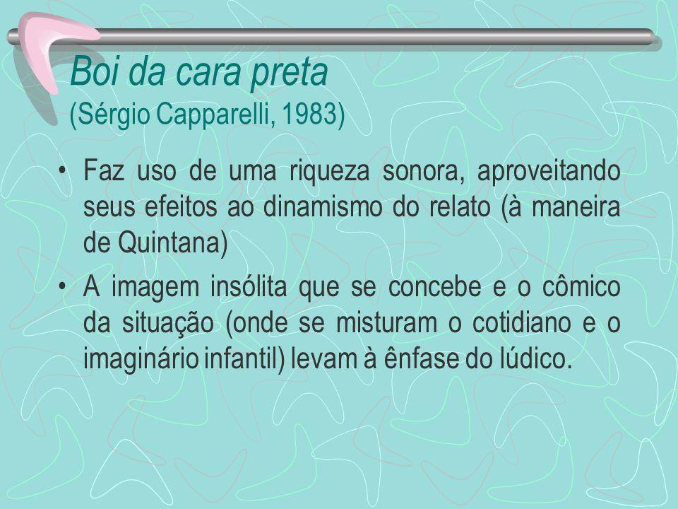 Boi da cara preta (Sérgio Capparelli, 1983)