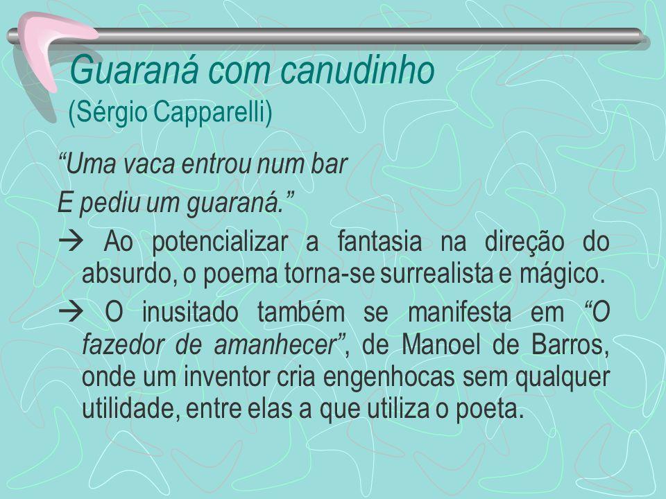 Guaraná com canudinho (Sérgio Capparelli)