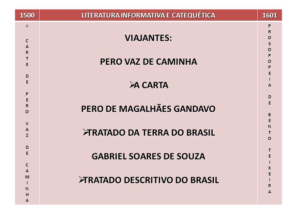 PERO DE MAGALHÃES GANDAVO TRATADO DA TERRA DO BRASIL