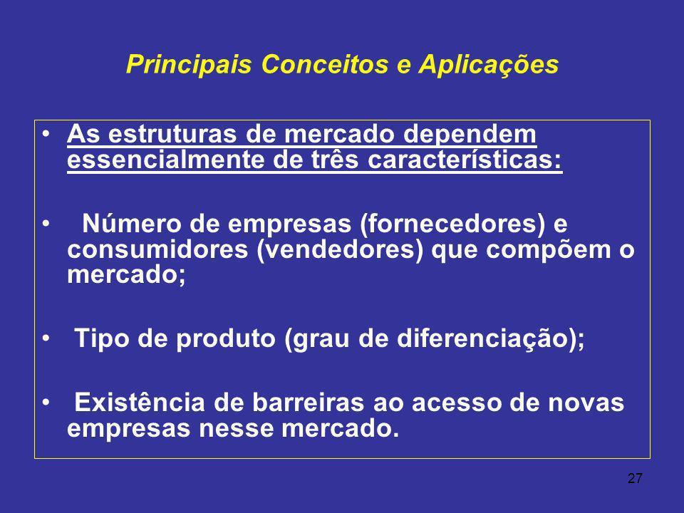 Principais Conceitos e Aplicações