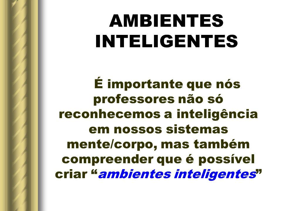 AMBIENTES INTELIGENTES
