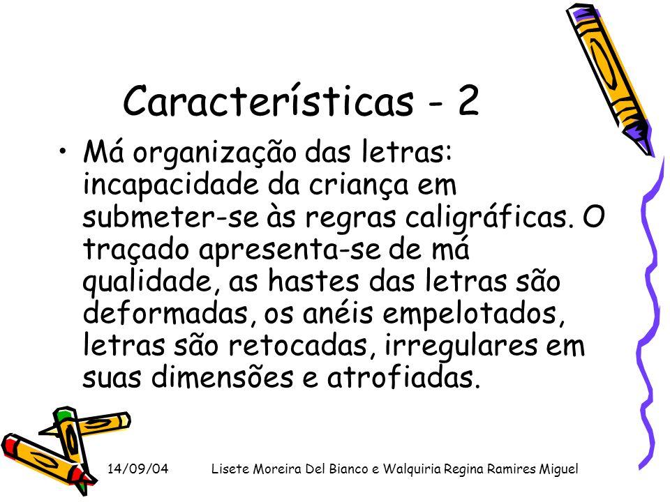 Lisete Moreira Del Bianco e Walquiria Regina Ramires Miguel