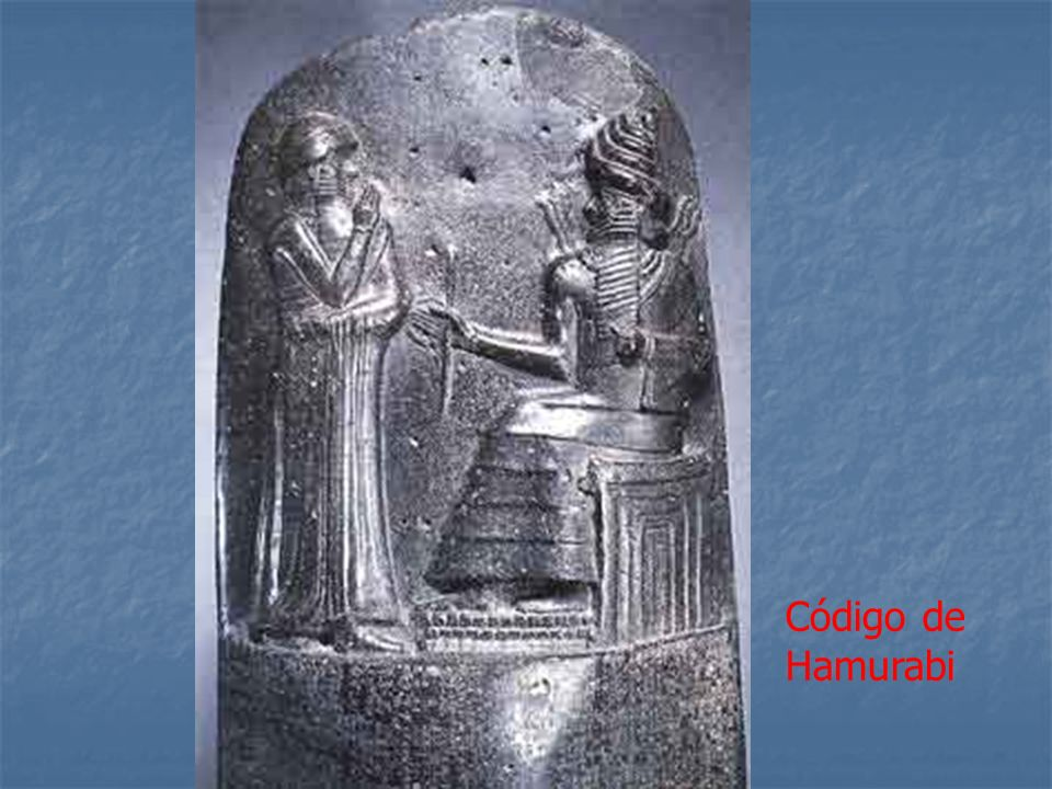 Código de Hamurabi