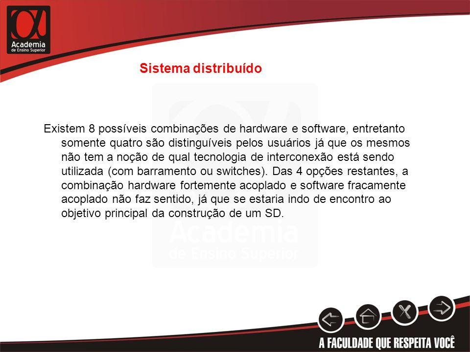 Sistema distribuído