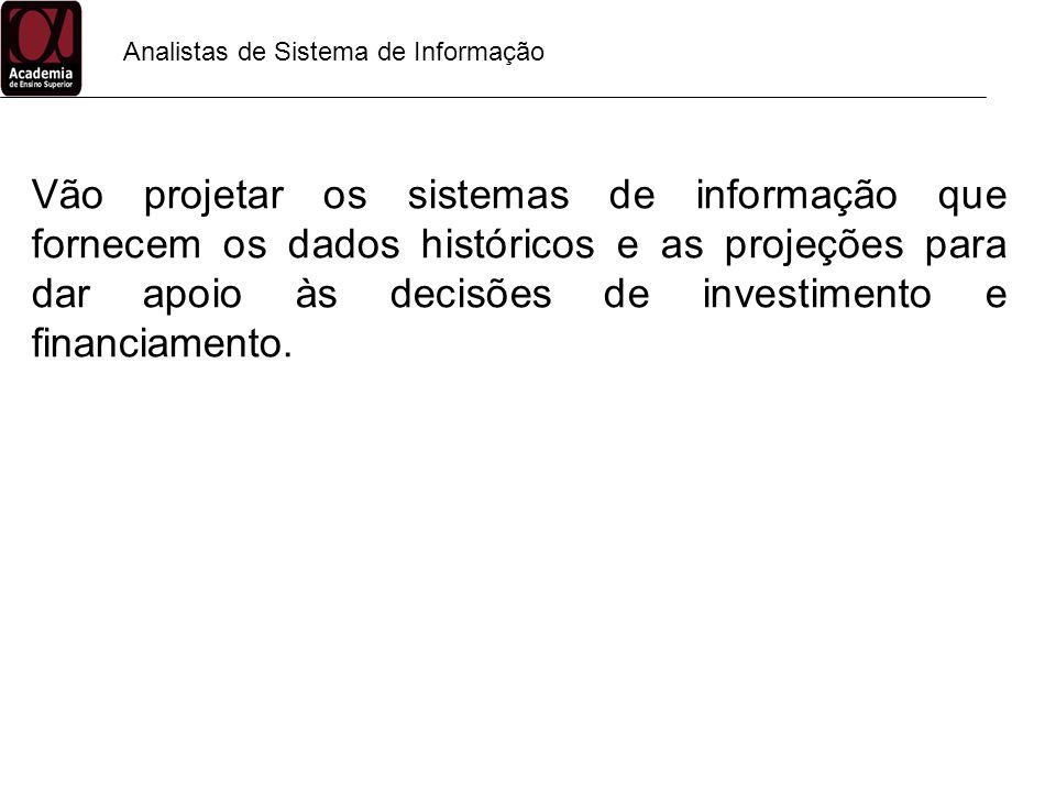 Analistas de Sistema de Informação