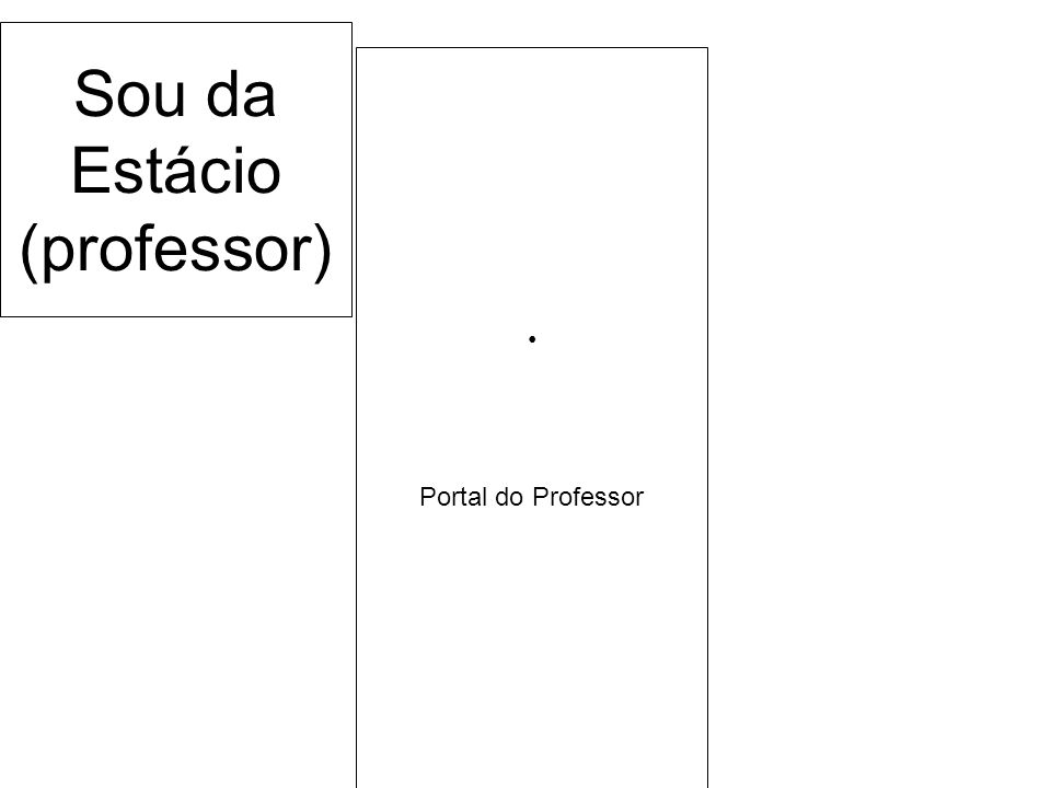 Sou da Estácio (professor)