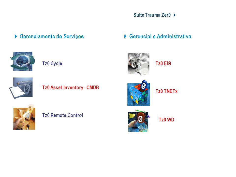 4 Gerenciamento de Serviços 4 Gerencial e Administrativa