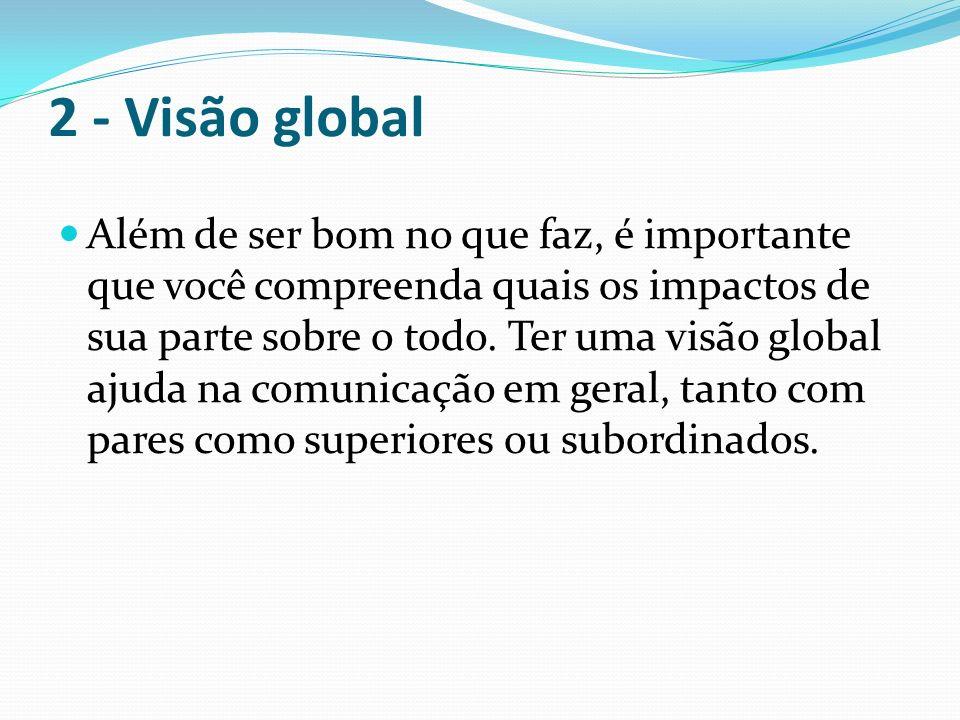 2 - Visão global
