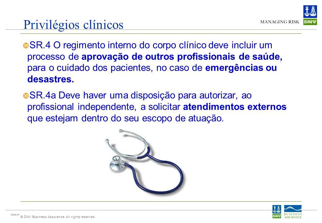 Privilégios clínicos
