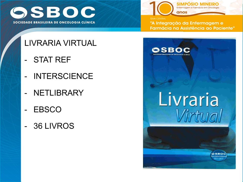 LIVRARIA VIRTUAL STAT REF INTERSCIENCE NETLIBRARY EBSCO 36 LIVROS 38