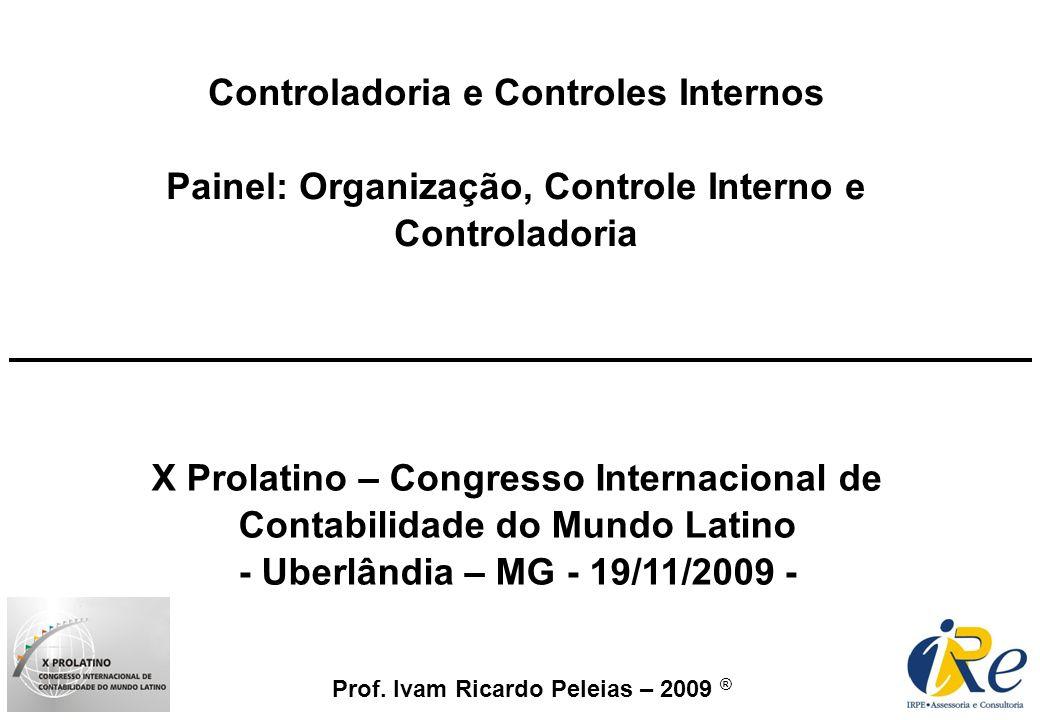 Controladoria e Controles Internos
