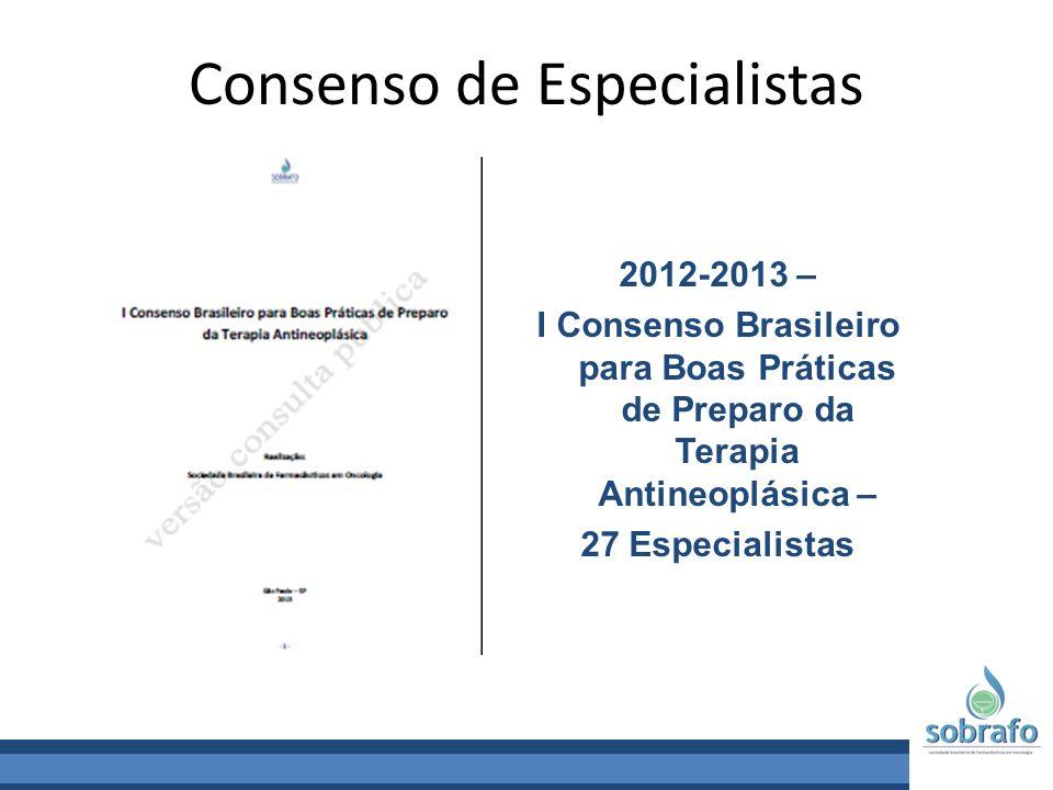 Consenso de Especialistas