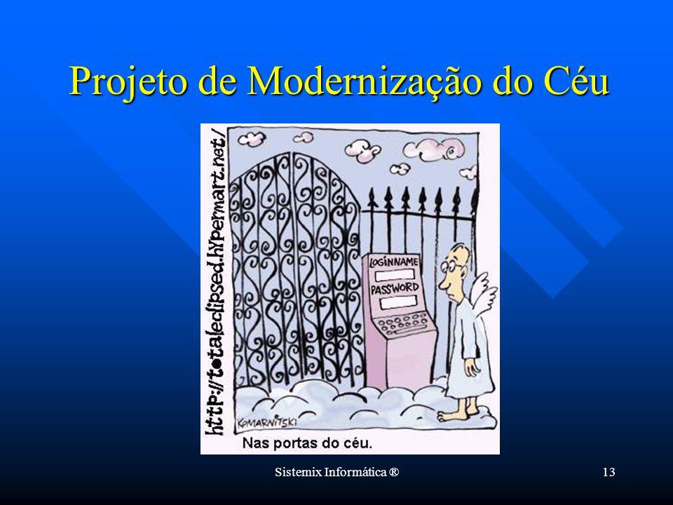 Projeto de Modernização do Céu
