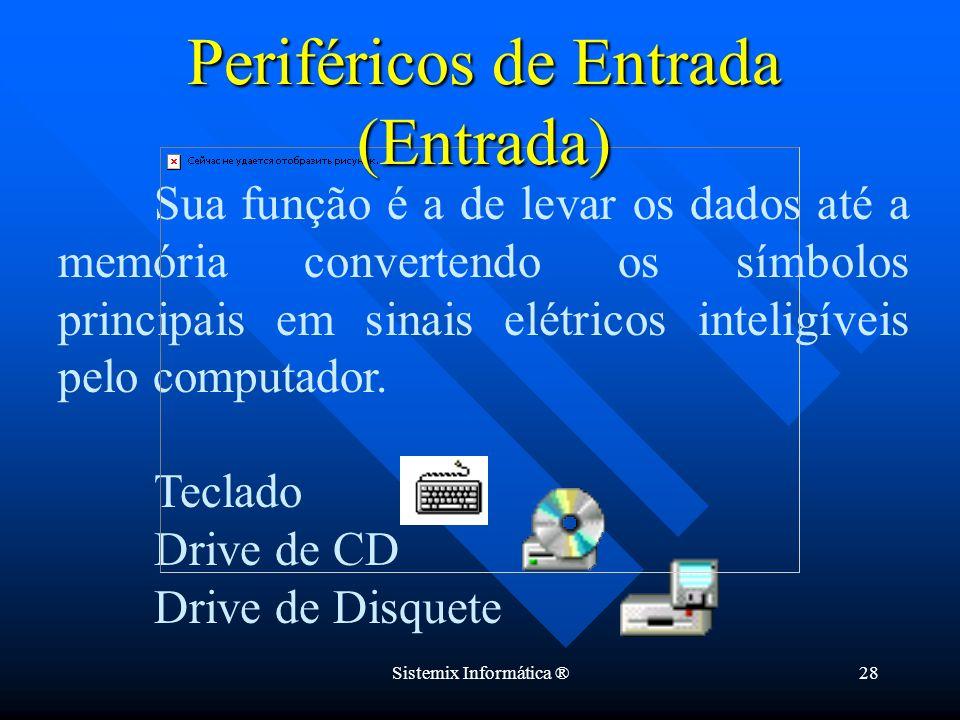 Periféricos de Entrada (Entrada)