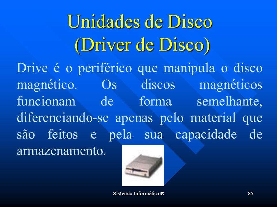 Unidades de Disco (Driver de Disco)