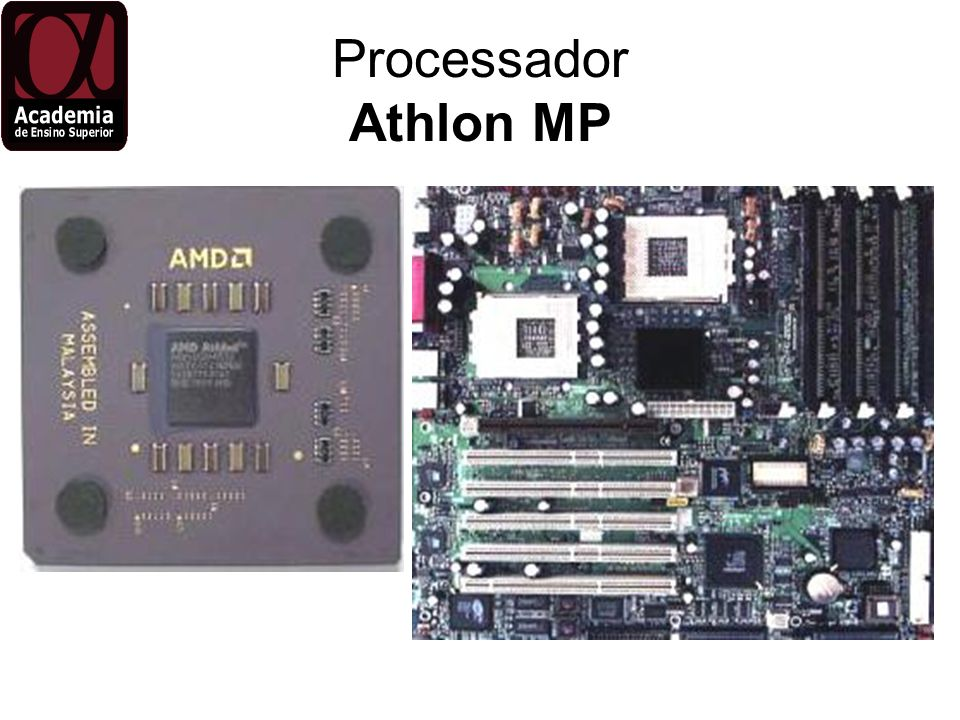 Processador Athlon MP