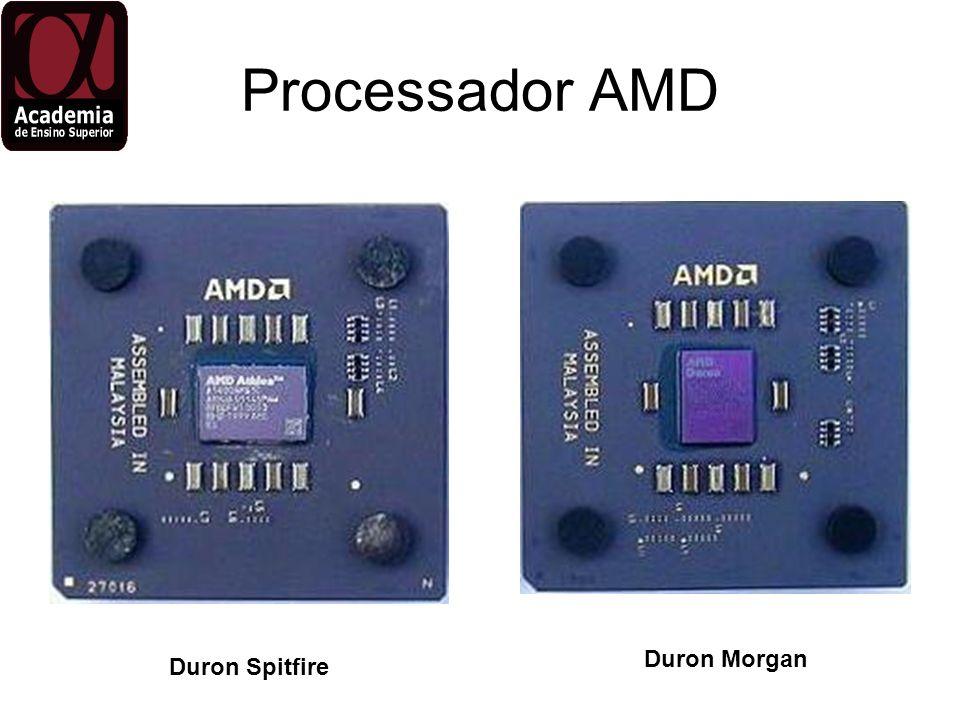 Processador AMD Duron Morgan Duron Spitfire