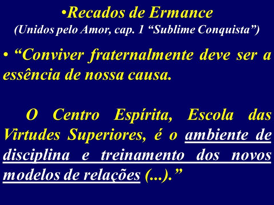 (Unidos pelo Amor, cap. 1 Sublime Conquista )