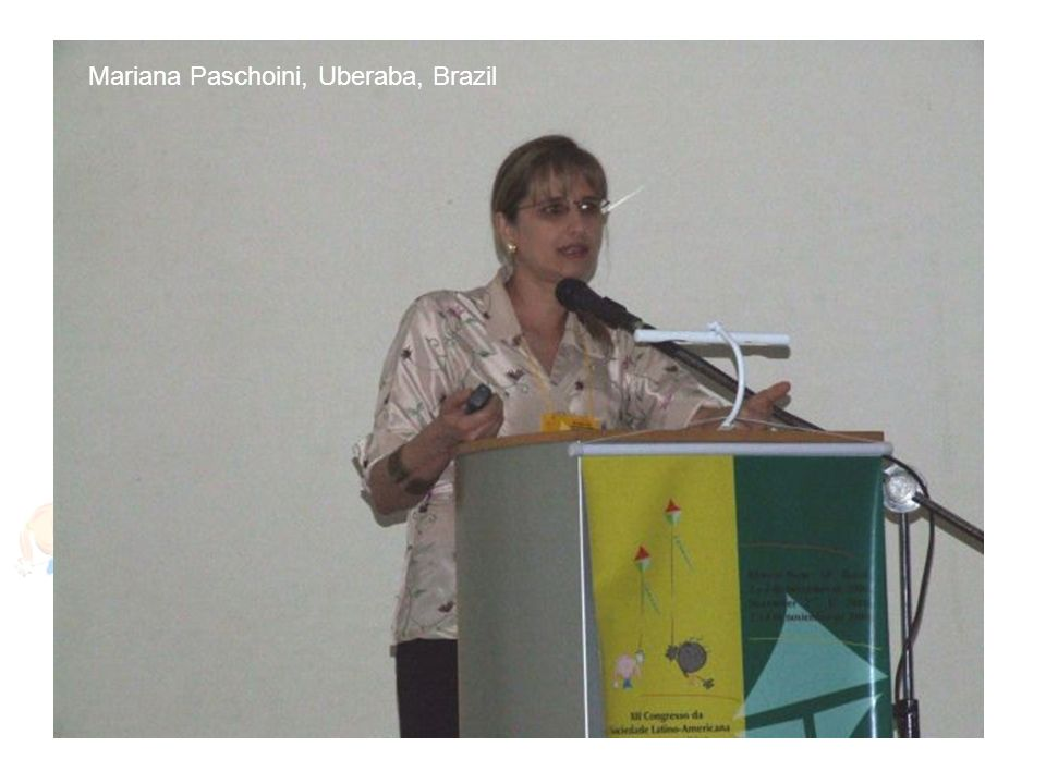 Mariana Paschoini, Uberaba, Brazil