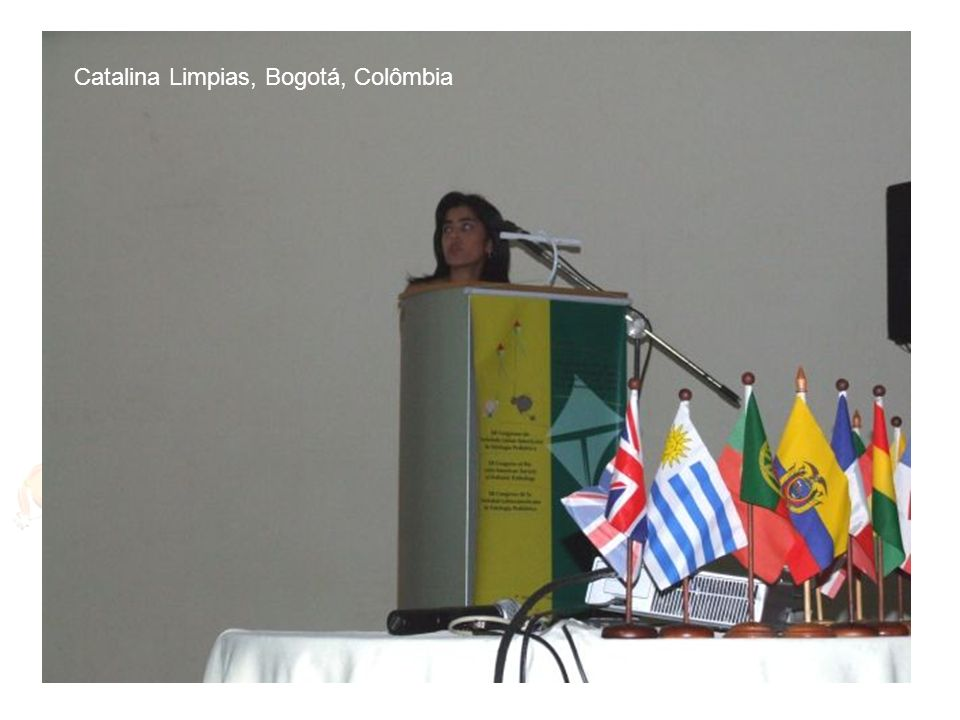 Catalina Limpias, Bogotá, Colômbia