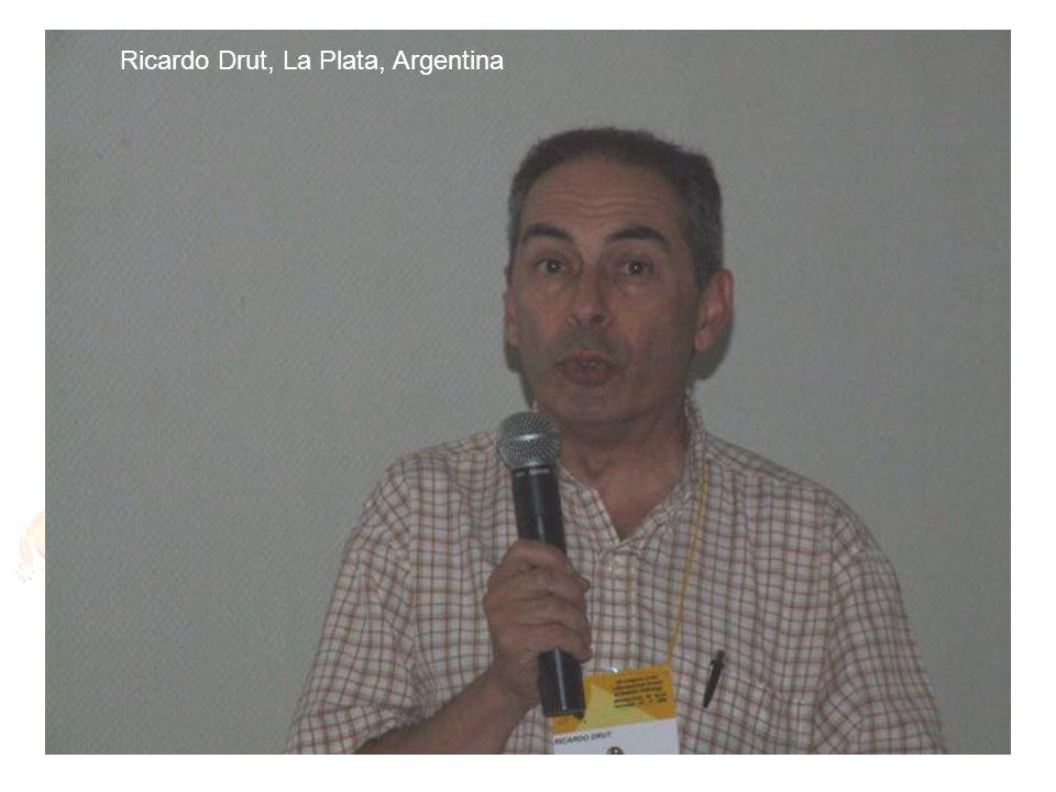 Ricardo Drut, La Plata, Argentina