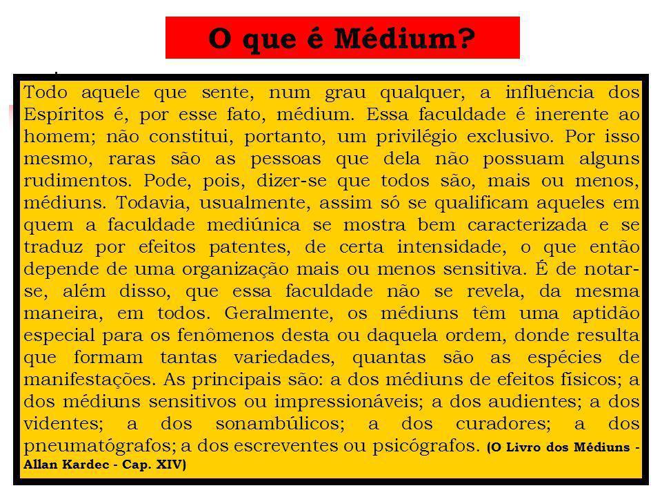 O que é Médium