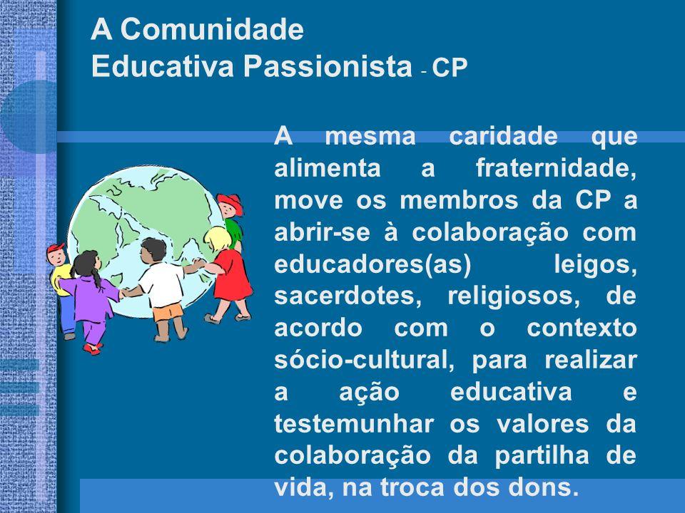 Educativa Passionista - CP