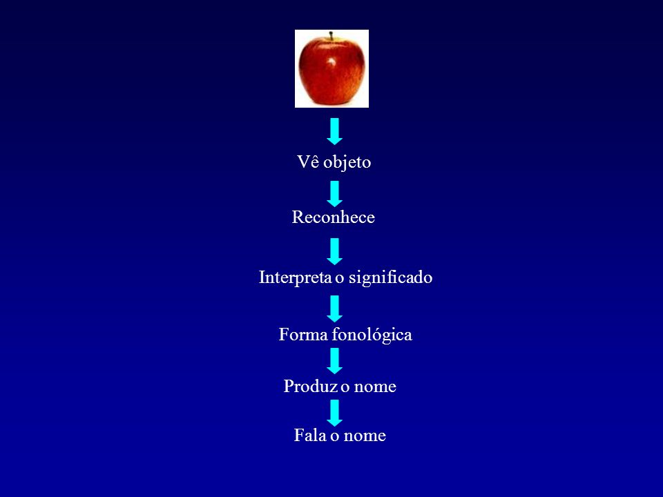 Interpreta o significado