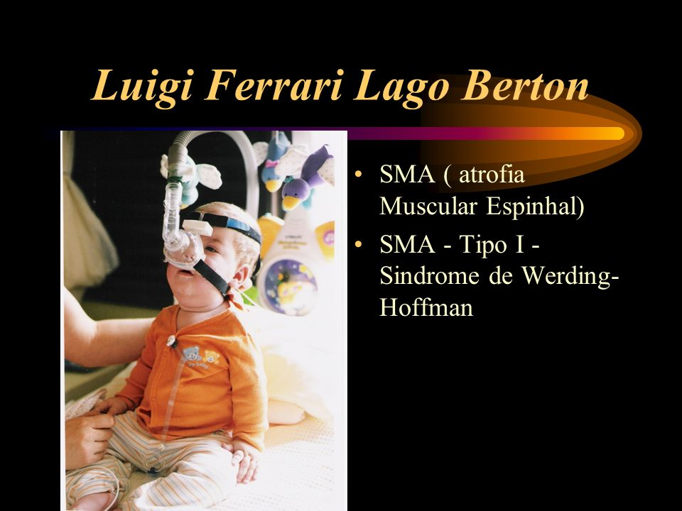 Luigi Ferrari Lago Berton