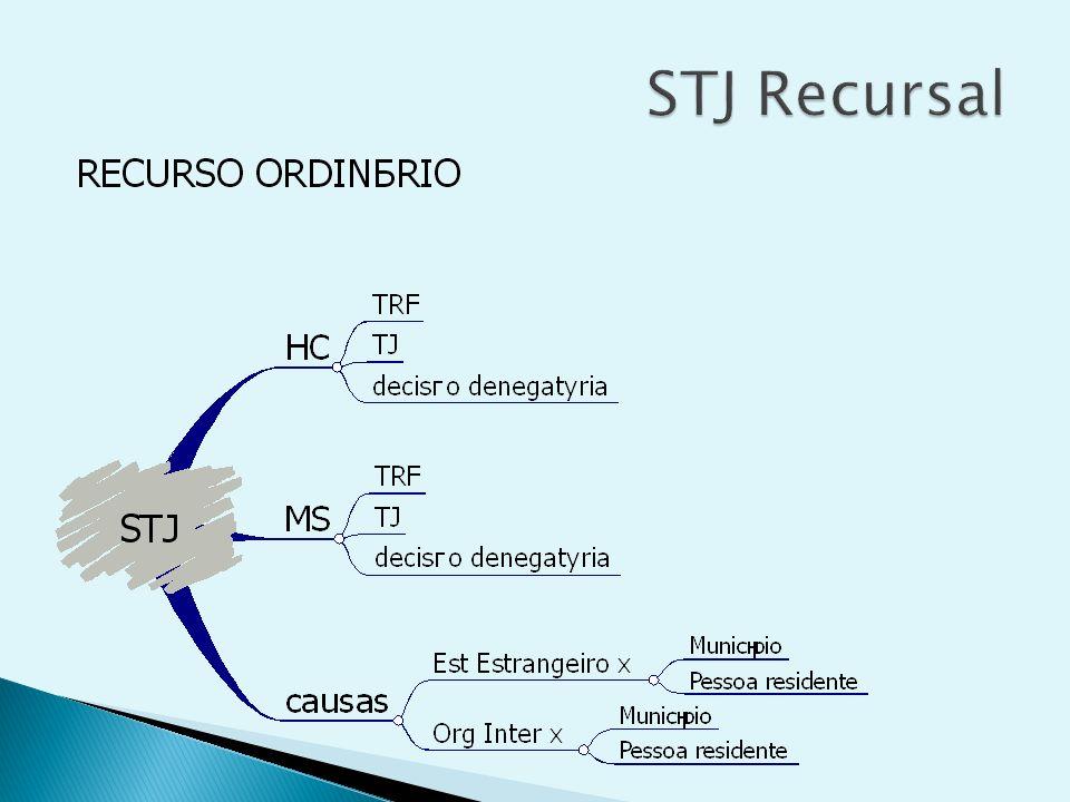 STJ Recursal