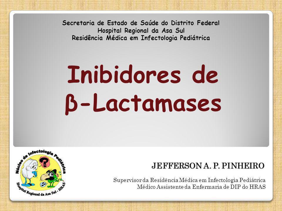 Inibidores de β-Lactamases