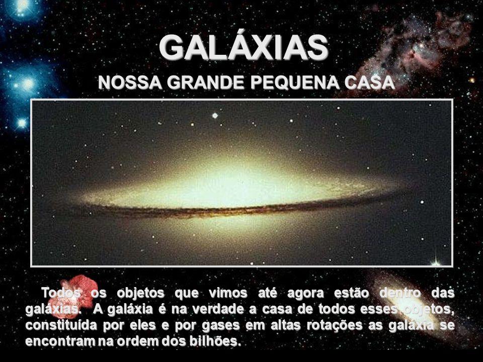 NOSSA GRANDE PEQUENA CASA