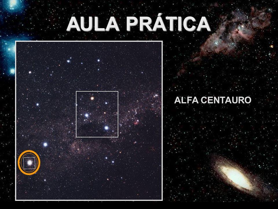 AULA PRÁTICA ALFA CENTAURO