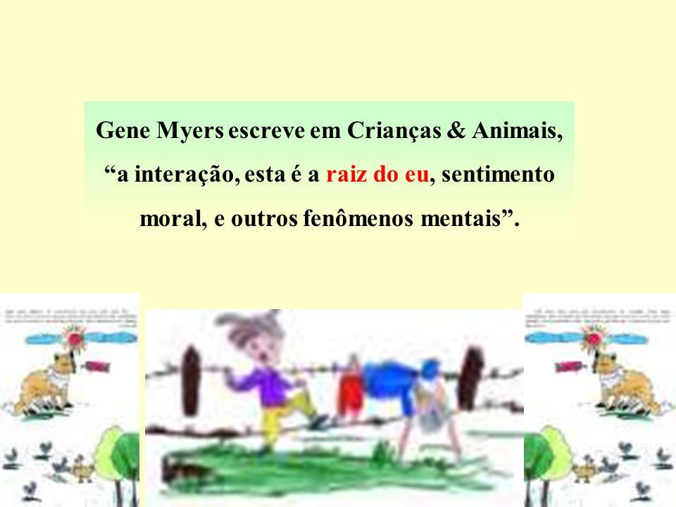 Gene Myers escreve em Crianças & Animais,
