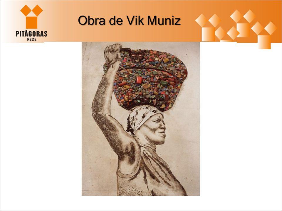 Obra de Vik Muniz