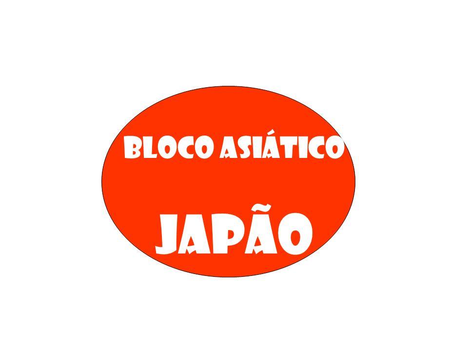 BLOCO ASIÁTICO JAPÃO