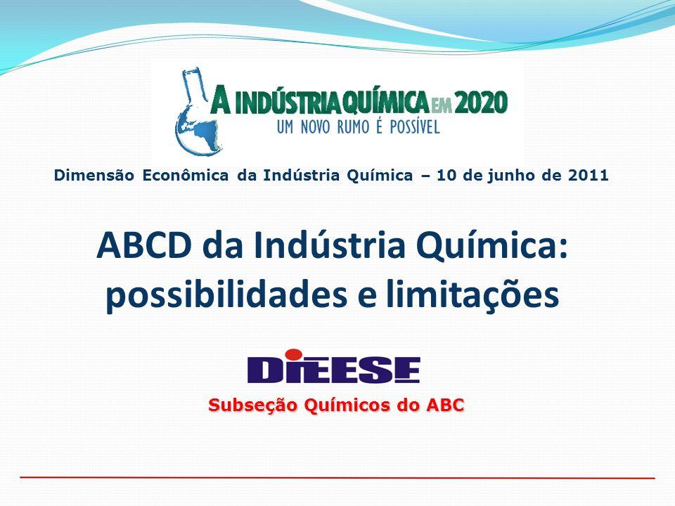 ABCD da Indústria Química: possibilidades e limitações