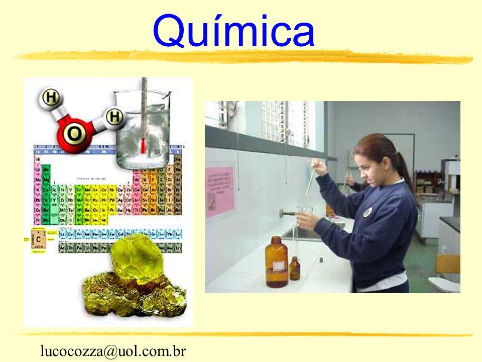 Química Química lucocozza@uol.com.br