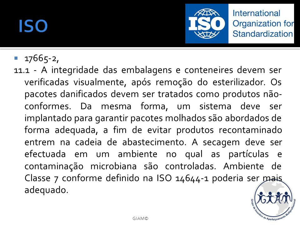 ISO 17665-2,