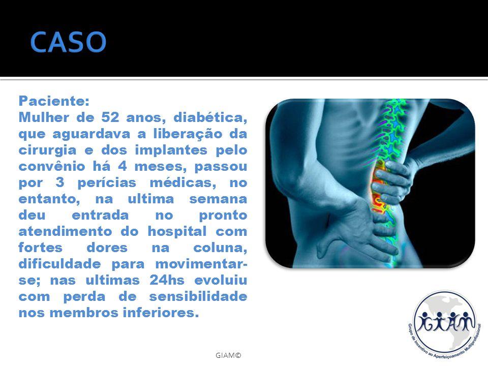CASO Paciente: