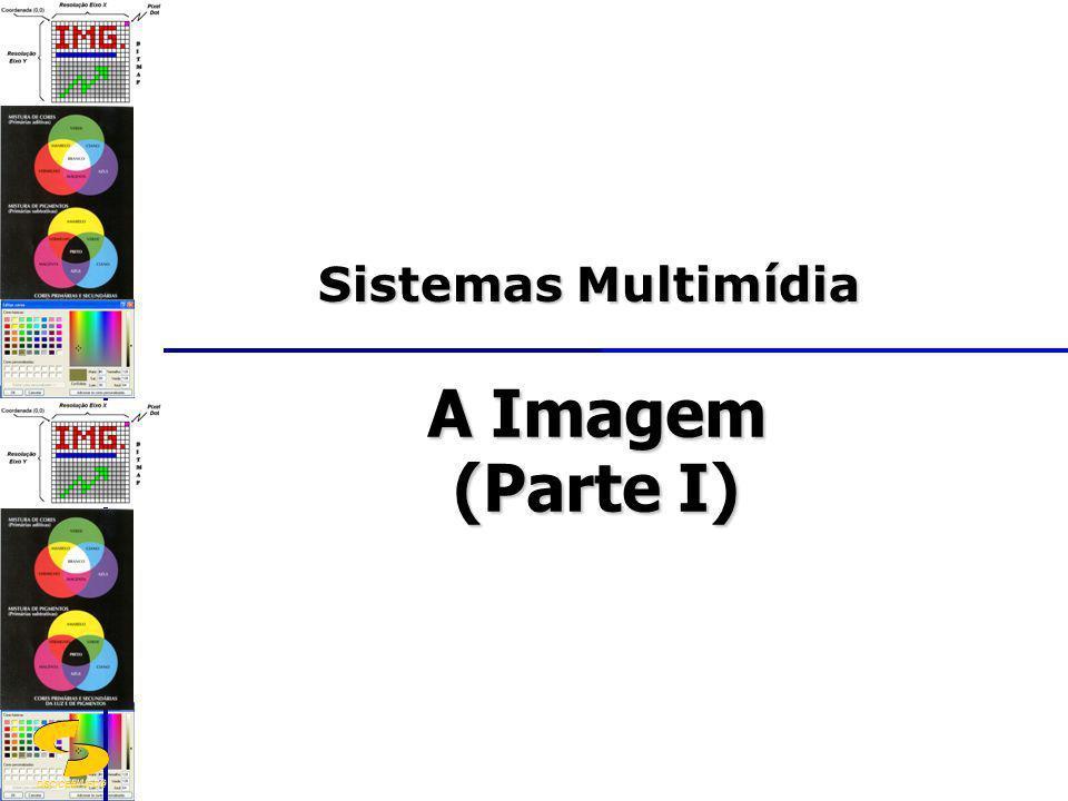 Sistemas Multimídia A Imagem (Parte I)