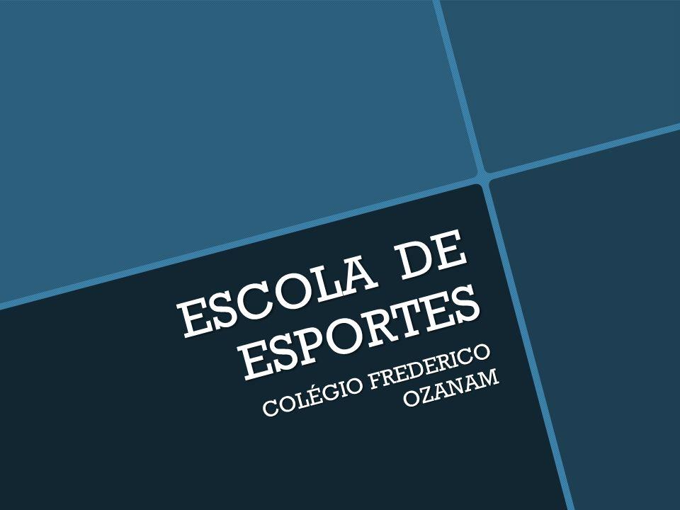 COLÉGIO FREDERICO OZANAM