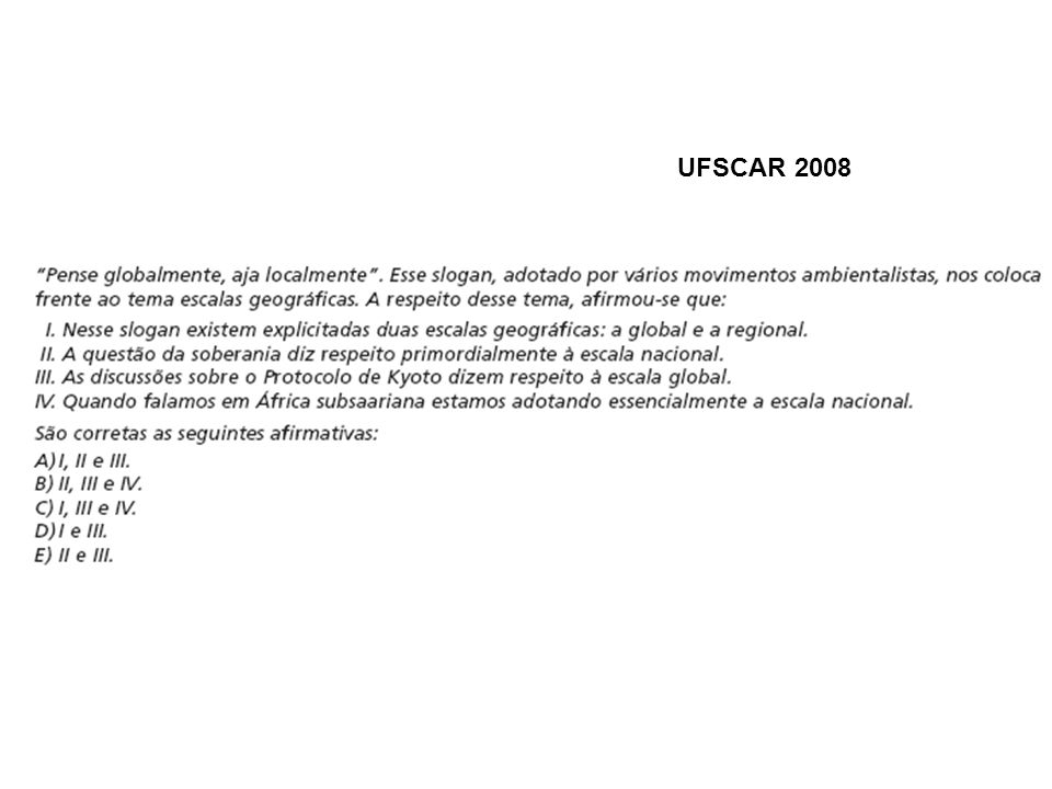 UFSCAR 2008
